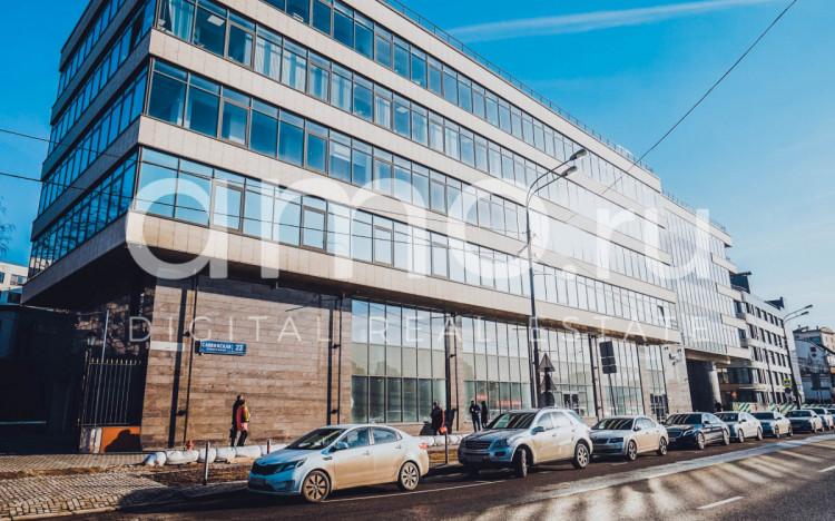 Аренда офисов от собственника Саввинский Малый переулок Аренда офиса 30 кв Кожуховский 2-й проезд